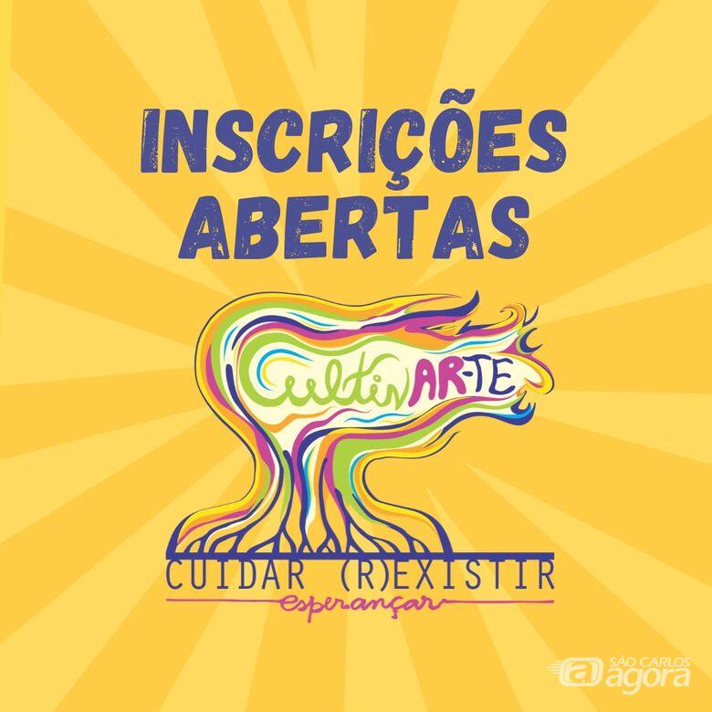 Projeto da UFSCar promove Festival Cultural CultivAR-TE - Crédito: Divulgação