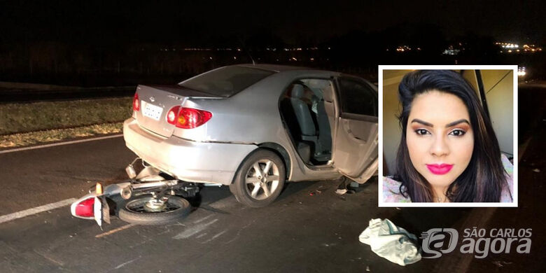 Colisão traseira mata mulher em rodovia da região - Crédito: X-Tudo Ribeirão
