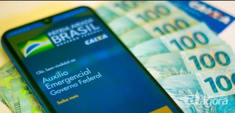 Confira o calendário para saque em dinheiro do auxílio emergencial - Crédito: Agência Brasil