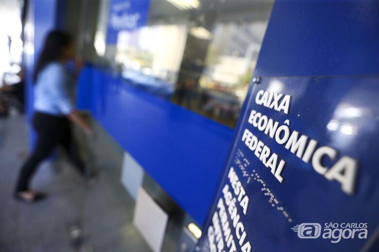 Caixa deposita saque emergencial do FGTS para nascidos em fevereiro - Crédito: Agência Brasil