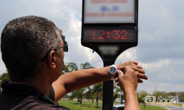 Ministério mantém recomendação para extinguir horário de verão - Crédito: Agência Brasil