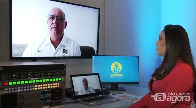 Após entrevista no SCA, equipe paralímpica de São Carlos ganha notoriedade na imprensa - Crédito: Divulgação