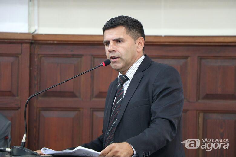 Projeto de Lei do vereador Edson Ferreira (Republicanos) de revisão das contas do SAAE é aprovado na Câmara - Crédito: Divulgação