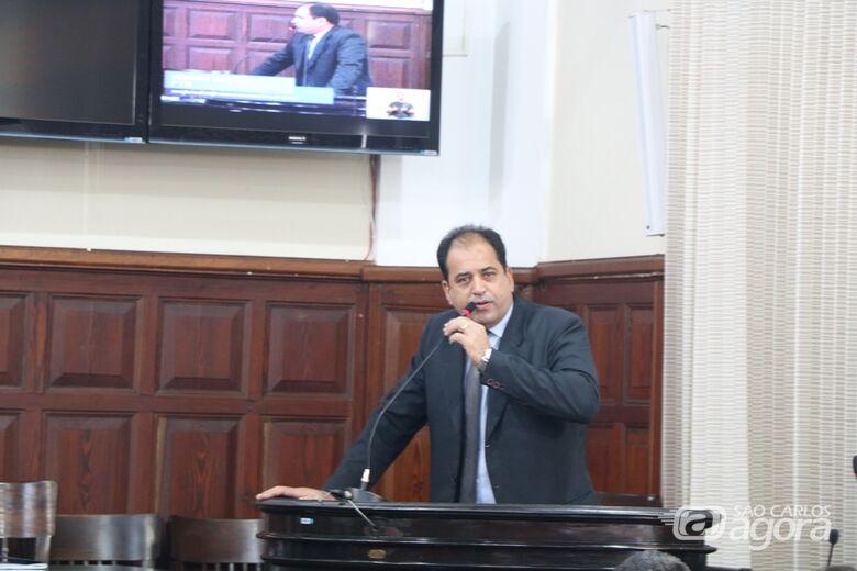 Sérgio Rocha solicita junto a Prefeitura, combate a infestação de escorpiões no Novo Mundo - Crédito: Divulgação