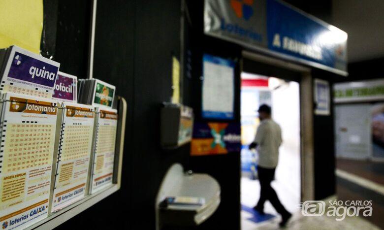 Lotofácil passa a ter sorteios diários - Crédito: Agência Brasil