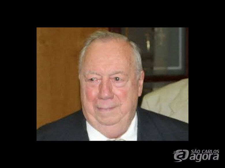 Morre Mário Maffei, ex-prefeito de São Carlos - Crédito: Divulgação
