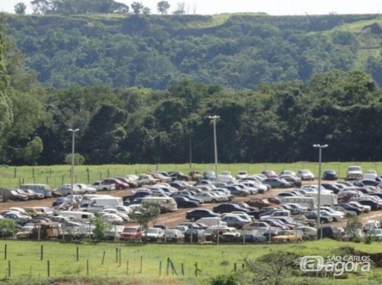 Pátio Municipal de São Carlos - Crédito: Divulgação