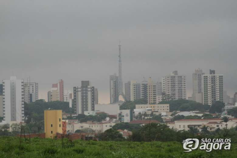 Quinta-feira começa com chuva; confira a previsão do tempo - Crédito: Arquivo/SCA