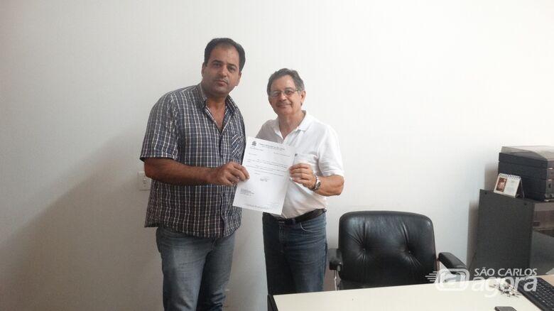 Sérgio Rocha destina 30 mil de emenda parlamentar para associação Madre Cabrini - Crédito: Divulgação