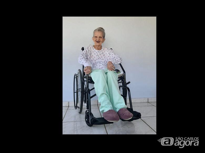 Funerária Terezinha de Jesus informa nota de falecimento de Sebastiana Moreira aos 100 anos -