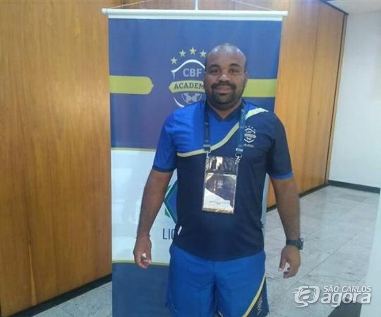 Treinador são-carlense realiza palestra motivacional com atletas da região - Crédito: Divulgação