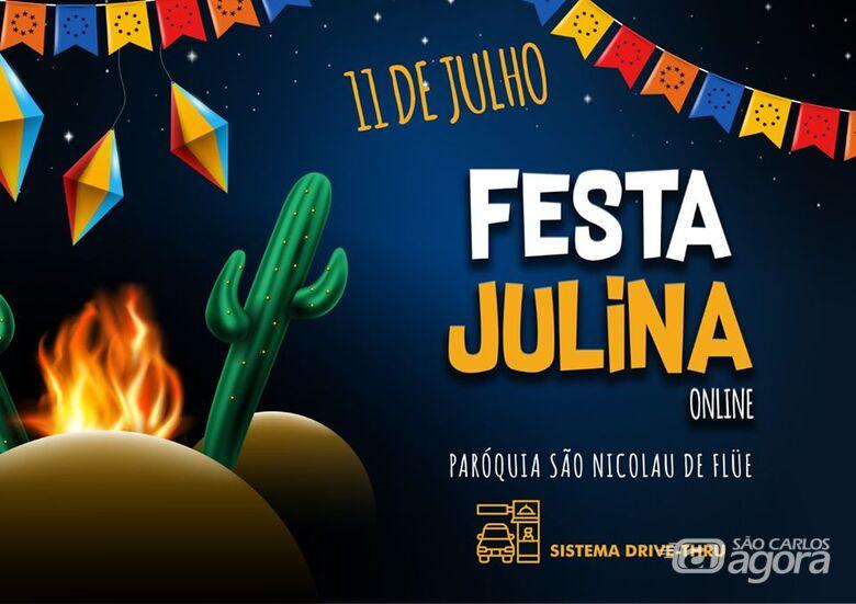 20° Festa Julina da Paróquia São Nicolau promete agitar o final de semana - Crédito: Divulgação