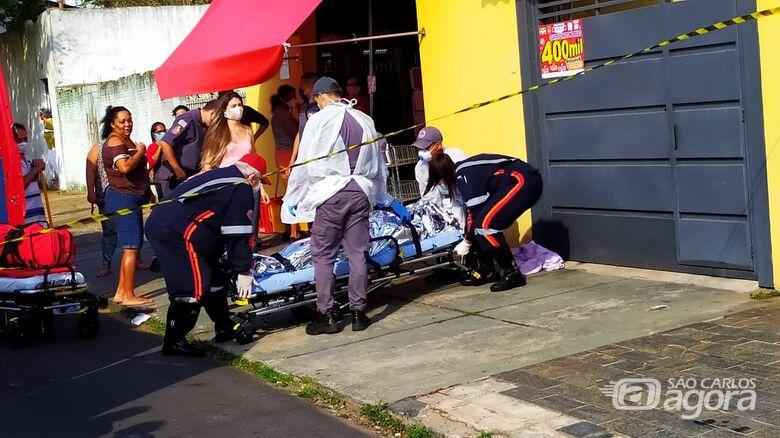 Briga termina em tentativa de homicídio no Jardim Tangará - Crédito: Maycon Maximino