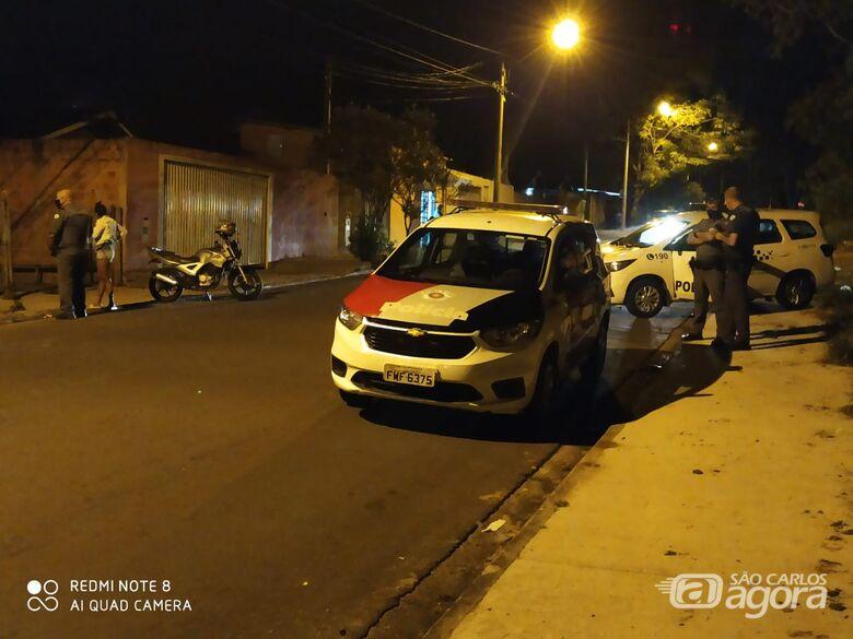 Homem é atingido por tiros no Jardim Zavaglia - Crédito: Luciano Lopes