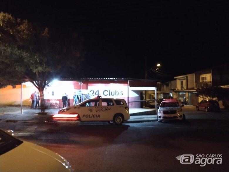 Força-Tarefa interdita bar no Santa Angelina - Crédito: Divulgação