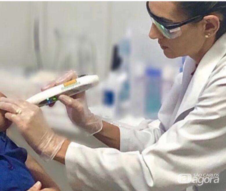 Pesquisa oferece tratamento para pessoas com feridas que não cicatrizam - Crédito: Divulgação
