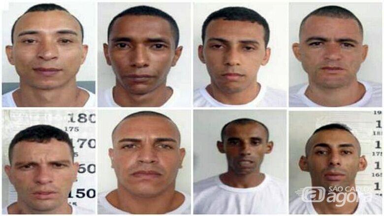 Presos fogem de CPP na região - Crédito: Divulgação