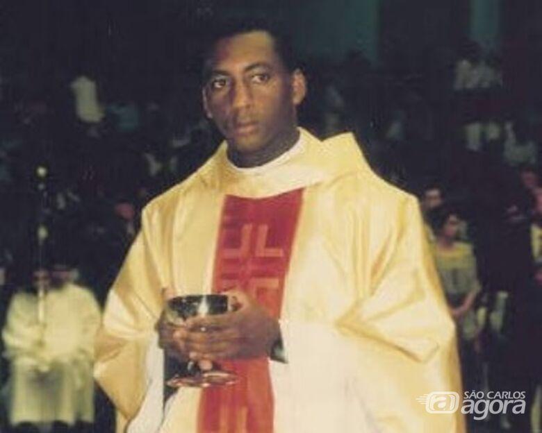 Morre de Covid-19 em Campos do Jordão, Padre João, que residiu por 20 anos em São Carlos - Crédito: Divulgação