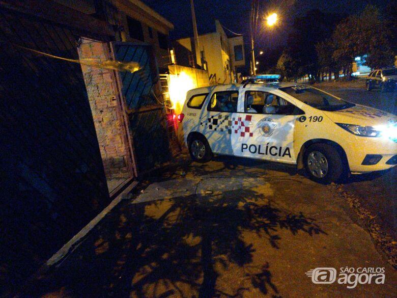 Pai mata filho a facadas no Jardim Ipanema - Crédito: Luciano Lopes