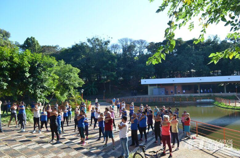 Unimed São Carlos adota Parque do Bicão - Crédito: Arquivo/SCA