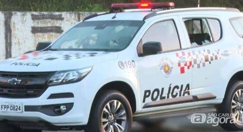 Três PMs são mortos por falso policial civil na capital - Crédito: Reprodução/ TV Record