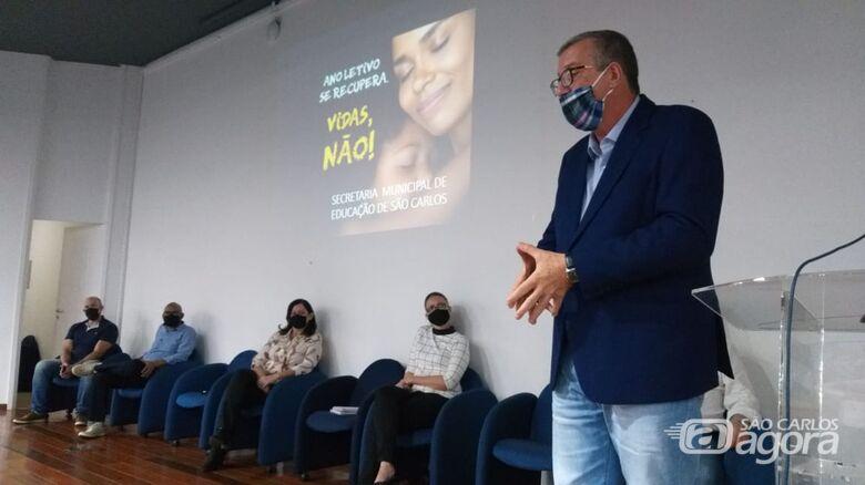 Urgente: aulas presenciais da Rede Municipal de São Carlos voltam apenas em 2021 - Crédito: Divulgação