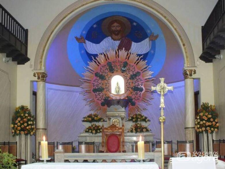 Capela de Nossa Senhora Aparecida da Babilônia - Crédito: Diocese de São Carlos