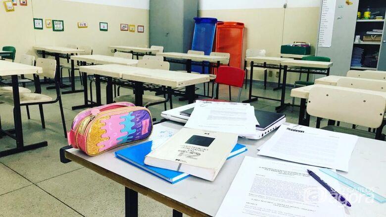 Educação: Rede Municipal possui 60 unidades escolares e aproximadamente 20 mil alunos com as entidades conveniadas com a Prefeitura - Crédito: Arquivo/SCA