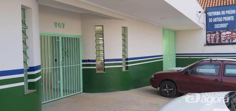 Secretaria de saúde e DRCA passam a funcionar no antigo pronto socorro - Crédito: Divulgação