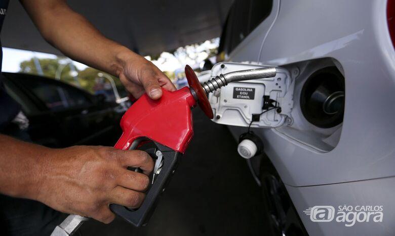 Petrobras eleva gasolina em 6% e diesel em 5% - Crédito: Agência Brasil