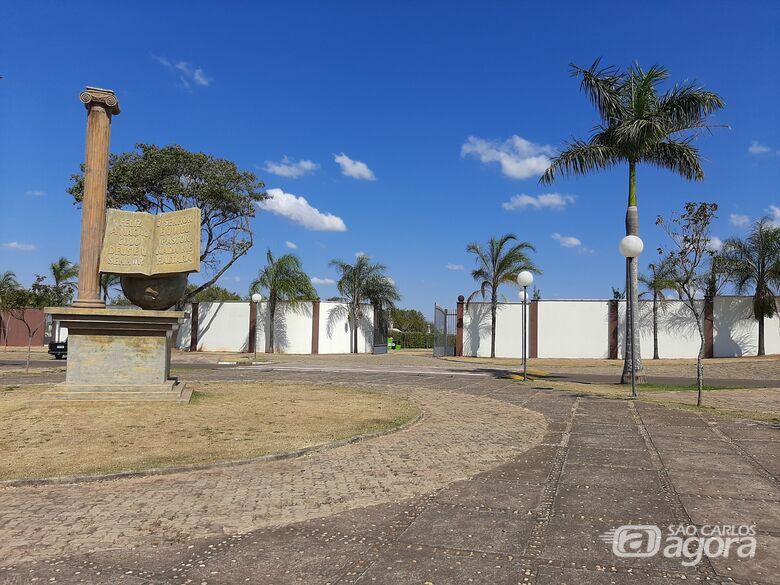 Cemitério municipal de Ibaté estará fechado para visitação no Dia dos Pais - Crédito: Divulgação