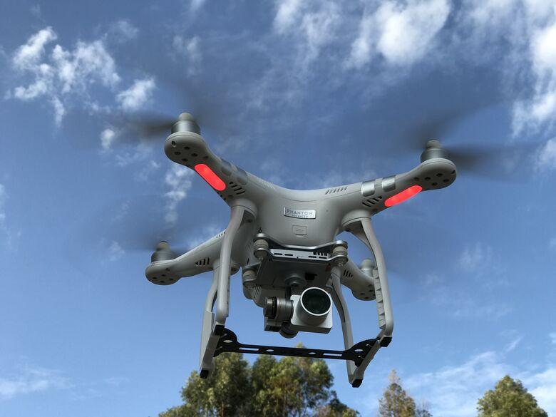 IFSP São Carlos oferece cursos gratuitos de gerenciamento de manutenção de aeronaves e de operação de drones - Crédito: Divulgação