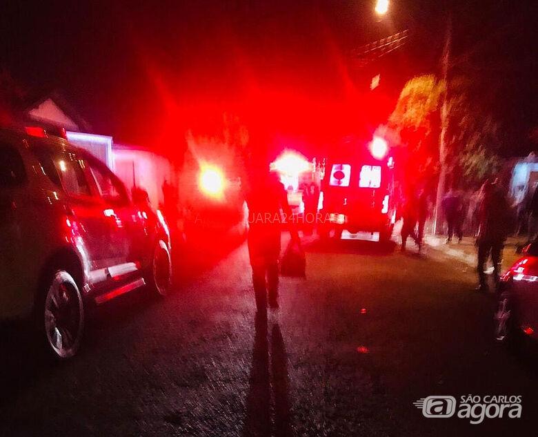 Mulher mata o marido a facada e alega legítima defesa - Crédito: Araraquara 24 Horas