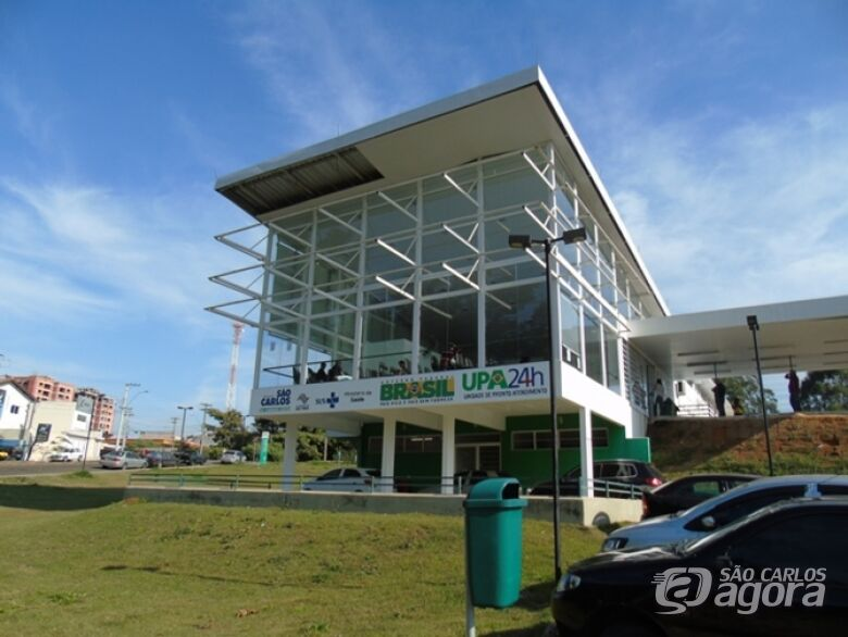 UPA do Santa Felícia - Crédito: Arquivo/SCA