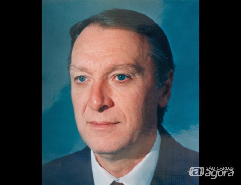 Morre o empresário Vanderlei Sverzut - Crédito: Acervo São Carlos Clube