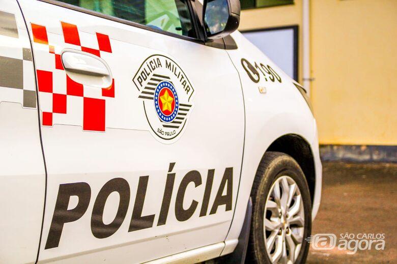 Mulher registra boletim de ocorrência após ser ameaçada de morte pelo ex-marido - Crédito: Marco Lúcio/Arquivo/São Carlos Agora