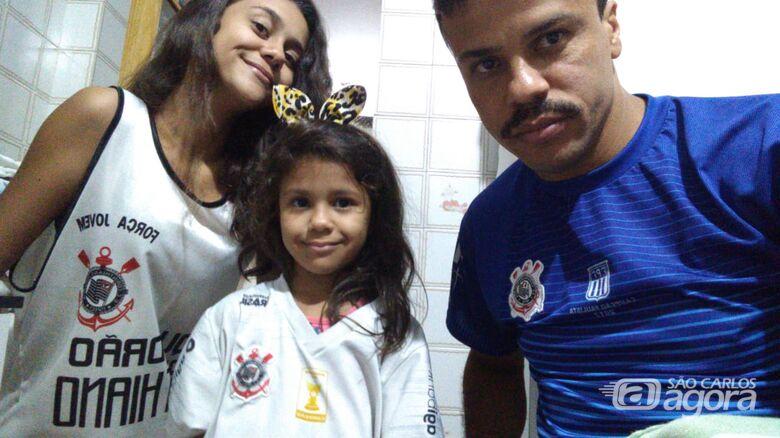"""""""Tenho um Pai Maravilhoso que é Policial Militar"""" - Crédito: Divulgação"""