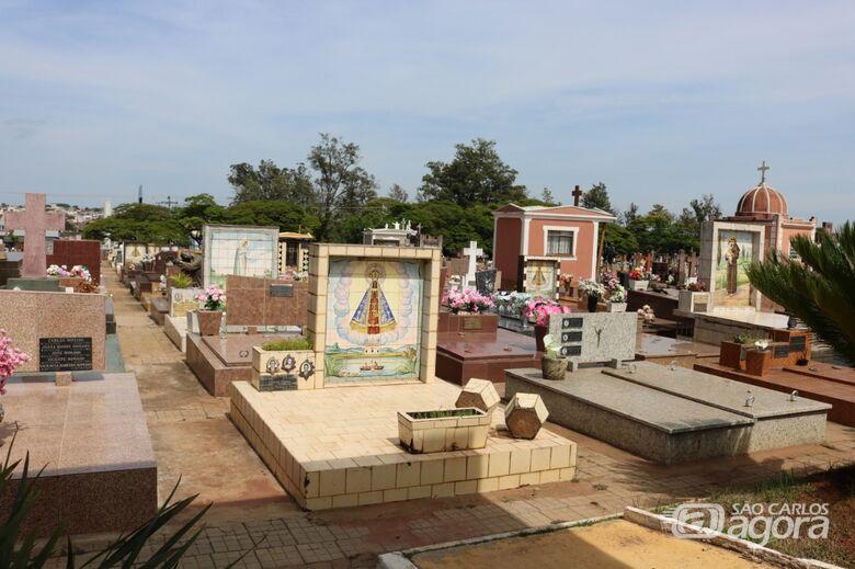 Cemitérios municipais permanecem fechados para visitação de sexta a domingo - Crédito: Divulgação