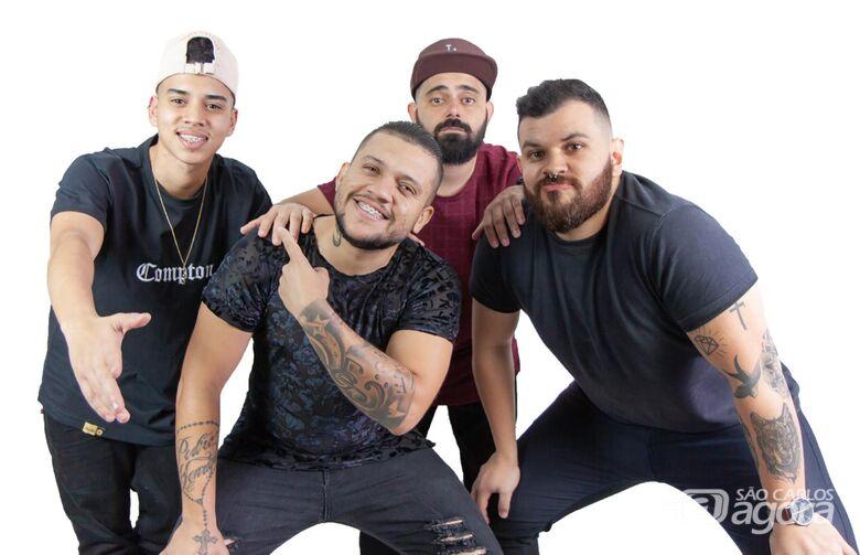 Grupo Quarta Essência fará live de Dia dos Pais em prol do Cantinho Fraterno - Crédito: Divulgação