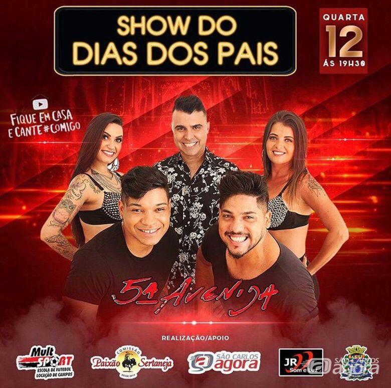 Banda Quinta Avenida promete animar a noite de São Carlos -