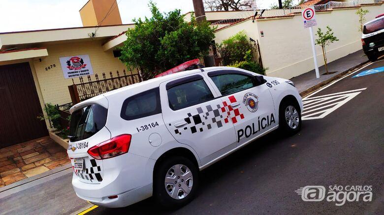 Caso foi registrado no 1º Distrito Policial - Crédito: Maycon Maximino/arquivo