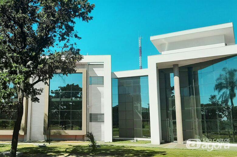 Edifício da UFSCar será inaugurado em 22 de setembro de modo virtual - Crédito: Reitoria UFSCar