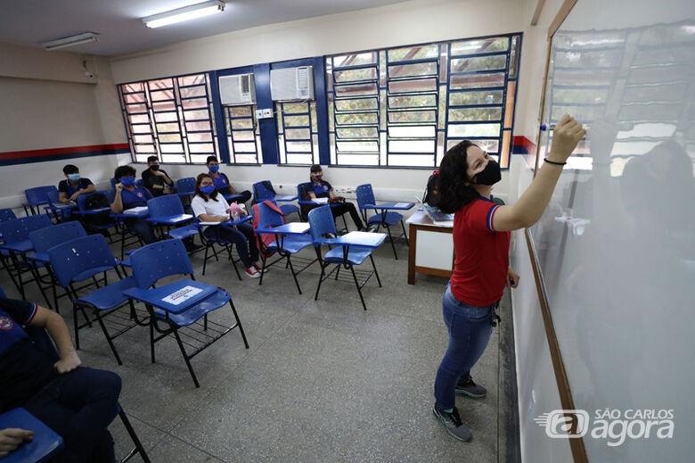 Escolas públicas e privadas reabrem em 128 municípios paulistas - Crédito: Divulgação