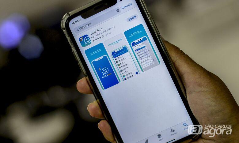 Caixa inicia pagamento do auxílio emergencial extensão - Crédito: Agência Brasil