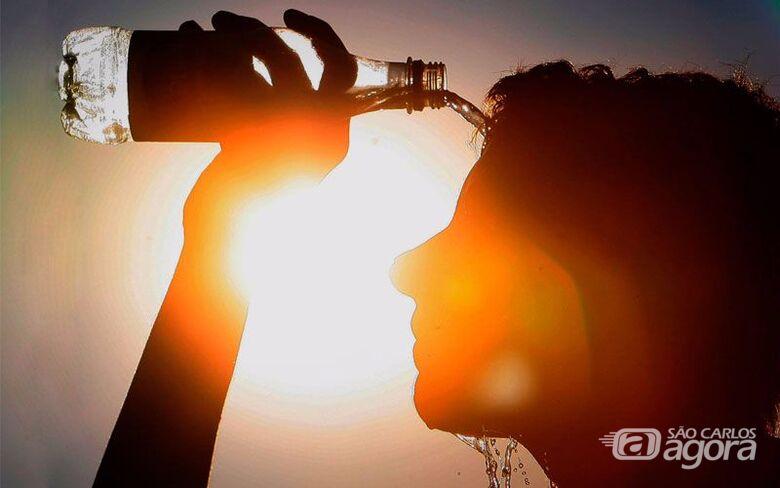 Temperaturas voltam a subir a partir de quarta-feira (23) - Crédito: Agência Brasil