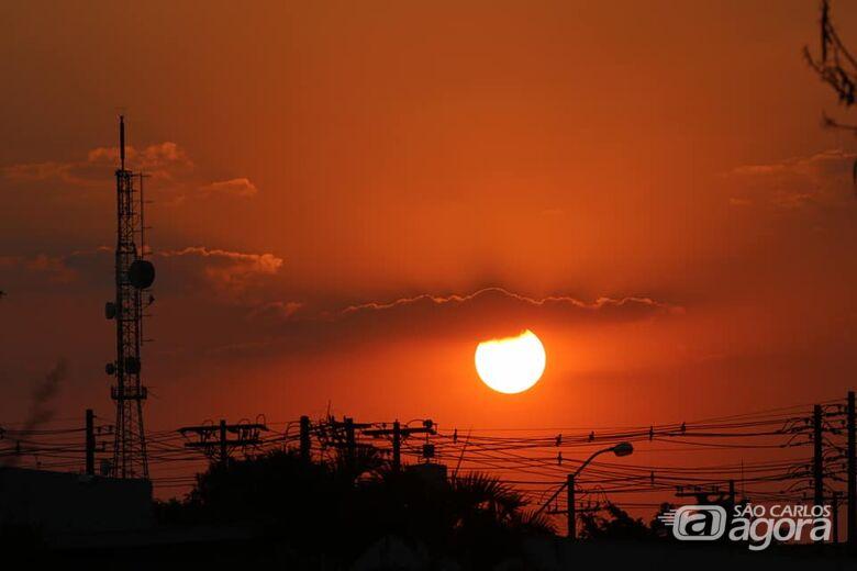 Calor intenso deve atingir o estado entre hoje e sábado - Crédito: Daniel Silva