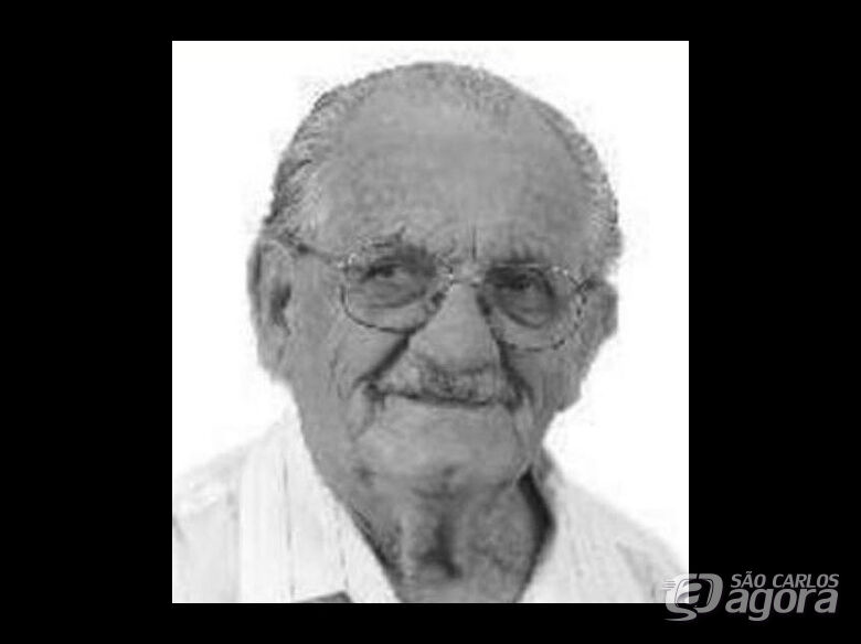 Aos 92 anos, morre na Santa Casa, Chico Ponzio -
