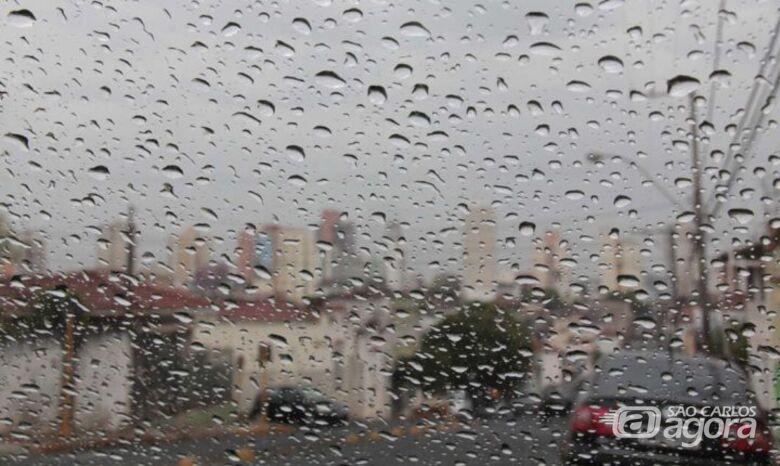 Com chegada de frente fria, domingo amanhece com chuva fraca em São Carlos - Crédito: Pixabay
