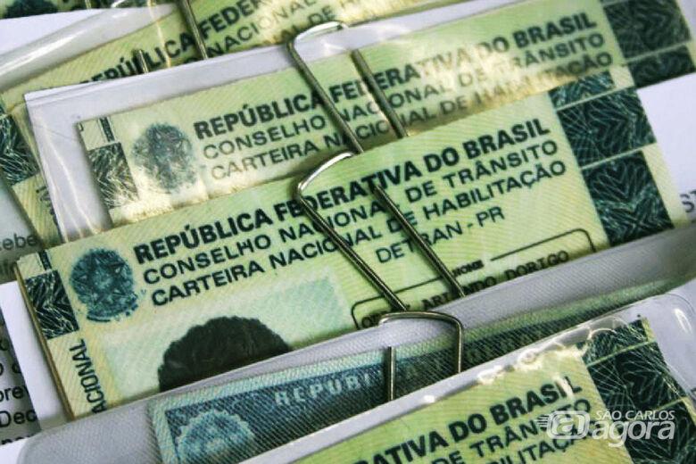 Senado aprova projeto que aumenta validade da CNH para 10 anos e novo sistema de pontuação - Crédito: Divulgação