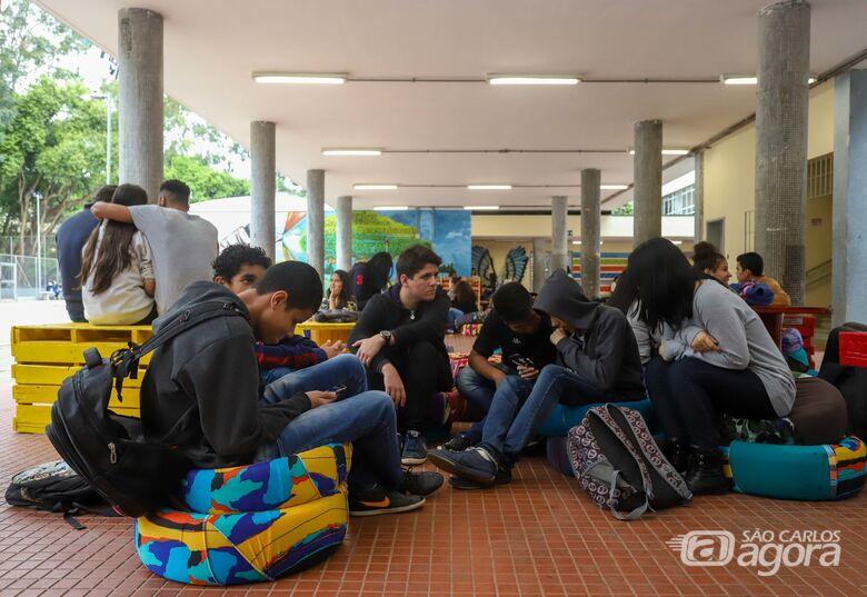 Governo de SP contrata psicólogos para atender professores e estudantes - Crédito: Agência Brasil